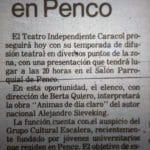 1984 - Ánimas de día claro - El Sur 05 de mayo