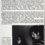 1986 - The real inspector hound - El Sur 10 de julio