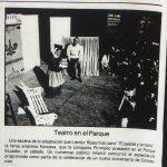 1986 - Los pícaros y el pastel - El Sur 13 de octubre