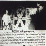 1986 - Retablo de Yumbel - El Sur 01 de septiembre