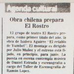 1986 - Retablo de Yumbel - El Sur 20 de febrero