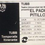 1987 - El padre pitillo