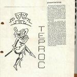 1987 - Propuesta matrimonial - La fablilla del secreto bien guardado - El Sur 30 de mayo - Gentileza del Colegio de Profesores