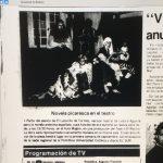 1987 - El lazarillo de Tormes - El Sur 23 de agosto