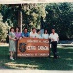 1988 - TEPROC - Gentileza del Colegio de Profesores