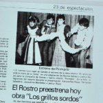 1988 - El ratoncillo pide la mano de su novia - El Sur 11 de septiembre