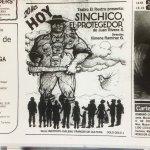 1989 - Sinchico el protegedor