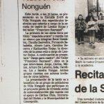 1989 - Anacleto Avaro - El Sur 25 de noviembre