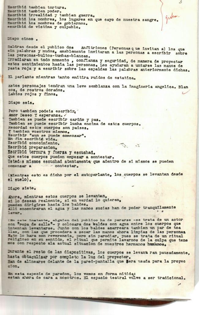 Auschwitz Carretera 3 - Gentileza de Chepo Sepúlveda